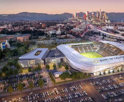Los Angeles Football Club, Banc of California Stadium